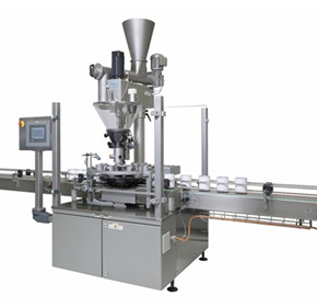Filling Machine for Rigid Cans and Containers | OPTIMA FC2