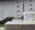 Steel and concrete structures employ Herculon type D Sliding Guided Bearings, including this replacement bearing retrofitted beneath an aqueduct.