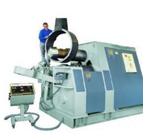Haco | Plate Bending Roll Machines | 3HBR