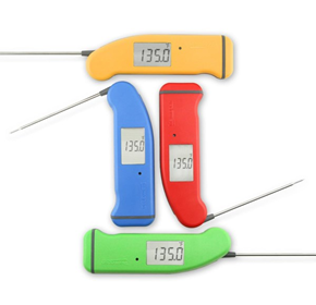 Thermapens with Intelligent Backlit Display