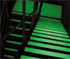 Photoluminescent Glow in the Dark Anti Slip Tape