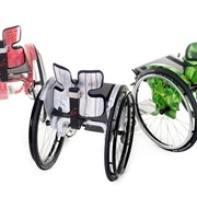 Carbon Fiber Wheelchair | CSEI