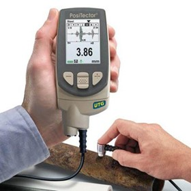PosiTector UTG - Ultrasonic Wall Thickness Gauge