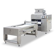 6 Lanes Dough Divider & Rounder Machine with Traying System
