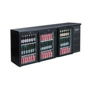Three Door Drink Cooler | FED BC3100G