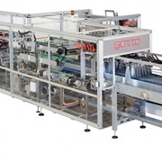 Wrap Around Case / Carton Packing Machine | Atlanta Giotto Series