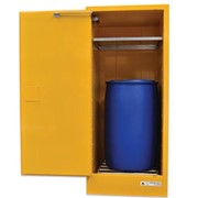 205L Vertical Drum Flammable Liquids Cabinet | Made In Australia