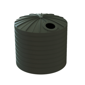 10,000 Litre Domed Chemical Tank