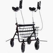 Forearm Walker Tutor with Seat - Rollators