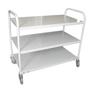 Traymobiles | Metal & Stainless Steel | Shelf Trolleys