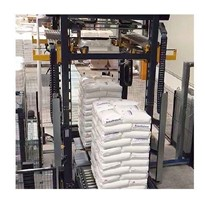 Pallet Wrapping Solution - Stretch Hood System