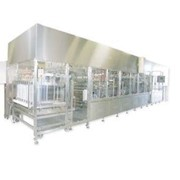 Trepko 100 Series In-line Filling & Closing Machine