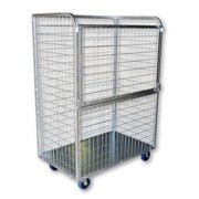 Caged Door Bulk Delivery Multipurpose Trolley | BDT105
