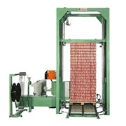 Vertical Strapping Machine for Cans & Bottles | Itipack VKE/FP VKB/FP