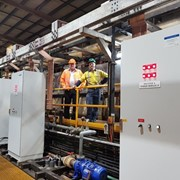 40,000 amp rectifiers supplied to Orrcon Steel