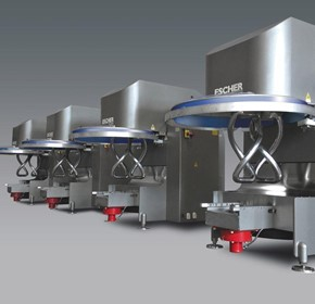 Big mixers for big solutions.