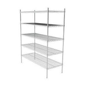Hospital Shelving | SmartRack Shelf Units