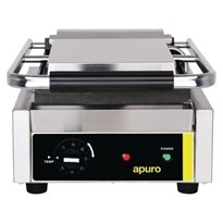 Apuro Contact Grills - Smooth Plates