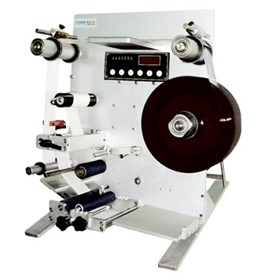 Labelling Machines | Minipack SemiAuto Labelling Machine