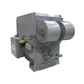 INDAR Electric Generator for Wind Power | PMG Series