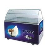 FED Gelatissimo Gelato Ice Cream  Display - SD-415S