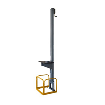 Mezzalift Manual Goods Lift for Mezzanines | StockMaster