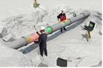 3D Laser Scanning | Pipecheck Pipeline Integrity Assessment