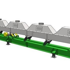Vibratory Fluidised Bed Coolers