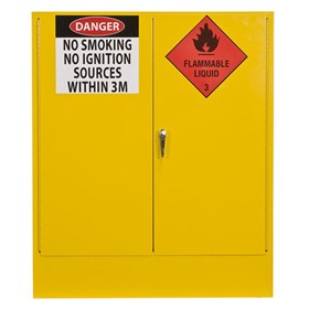 Flammable Liquid Storage Cupboard