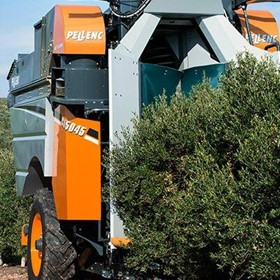 Olive Harvesting | Towed Olive CV5045