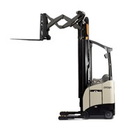 Double Lift Reach Trucks | Crown RM 6000 Series