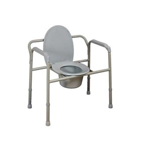 Commode - Bariatric Over Toilet Chair