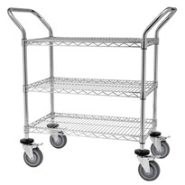 Hospital Rounds Trolleys