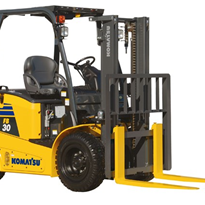 2.5 to 3.0 Tonne Battery Electric Forklift | Komatsu FB Series