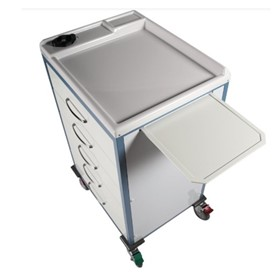 4Healthcare | Procedure Cart | Ecart 4H505P