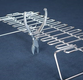 Stainless Steel Podiatry Clipper Racks