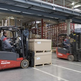 Masted Electric Forklifts Truck | ME 316