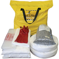 Spill Kit – Oil and Fuel Indoor Station Bag 89L (SKHSS)