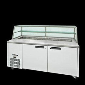 Jade Refrigerated Counter | HJ2SCBA