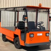 Sitecraft Battery Electric Burden Carriers