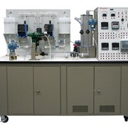 Instrumentation, Control & pH Process Control | H-ICS-8189-4pH Trainer