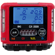 Confined Space Monitor – 4 Gas