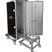 ScanBox Banquet Master for 40 Tray MKN Trolley
