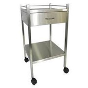 Stainless Steel Dressing Trolleys