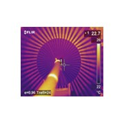 Thermal Imaging for Inspection of Power Stations