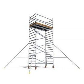 Scaffolding | Aluminium Mobile Tower