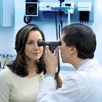 The breakthrough Panoptic Ophthalmoscope by Welch Allyn