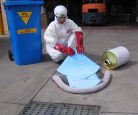 Rapid Spill Control provides your best outcome