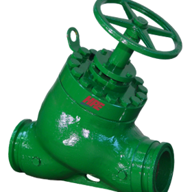 Manual Isolation Valve
