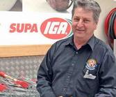 Peter Smith-Store Manager Supa IGA Blaxland